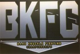 BKFC BARE KNUCKLE FIGHTING CHAMPIONSHIPS