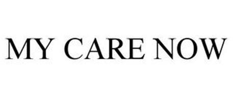 MY CARE NOW