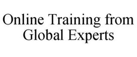 ONLINE TRAINING FROM GLOBAL EXPERTS