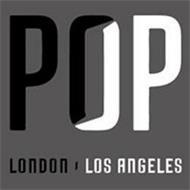 POP LONDON LOS ANGELES