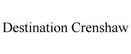 DESTINATION CRENSHAW
