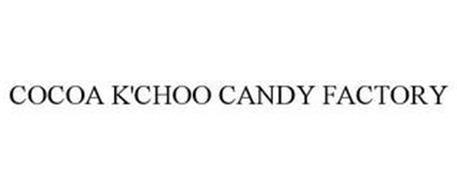 COCOA K'CHOO CANDY FACTORY