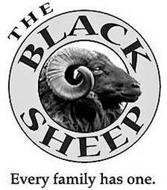 THE BLACK SHEEP EVERY FAMILY HAS ONE.