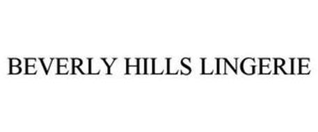 BEVERLY HILLS LINGERIE