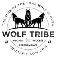 WOLF TRIBE