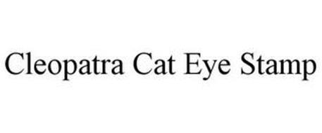 CLEOPATRA CAT EYE STAMP