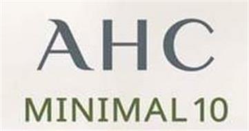 AHC MINIMAL 10