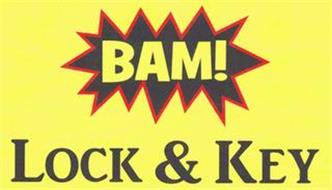 BAM! LOCK & KEY