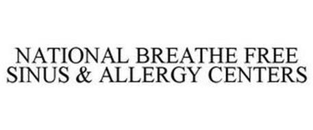 NATIONAL BREATHE FREE SINUS & ALLERGY CENTERS
