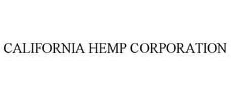 CALIFORNIA HEMP CORPORATION