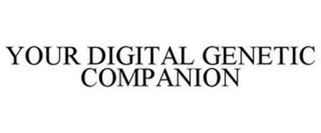 YOUR DIGITAL GENETIC COMPANION