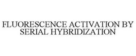 FLUORESCENCE ACTIVATION BY SERIAL HYBRIDIZATION
