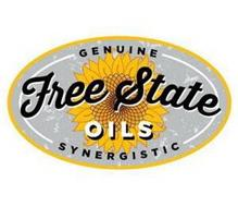 GENUINE FREE STATE OILS SYNERGISTIC