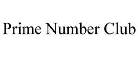 PRIME NUMBER CLUB