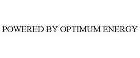 POWERED BY OPTIMUM ENERGY