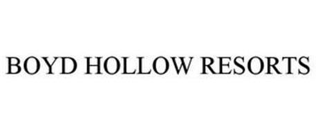 BOYD HOLLOW RESORTS