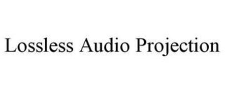 LOSSLESS AUDIO PROJECTION