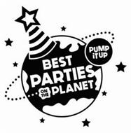 BEST PARTIES ON THE PLANET PUMP IT UP