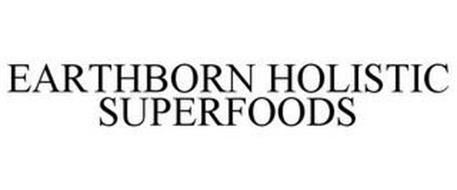 EARTHBORN HOLISTIC SUPERFOODS