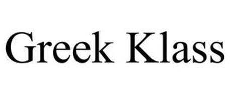GREEK KLASS
