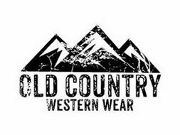 OLD COUNTRY WESTERN WEAR