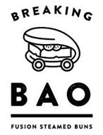 BREAKING BAO FUSION STEAMED BUNS