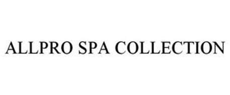 ALLPRO SPA COLLECTION