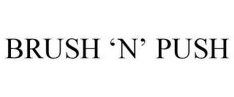 BRUSH 'N' PUSH
