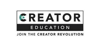 CREATOR EDUCATION JOIN THE CREATOR REVOLUTION