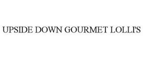 UPSIDE DOWN GOURMET LOLLI'S
