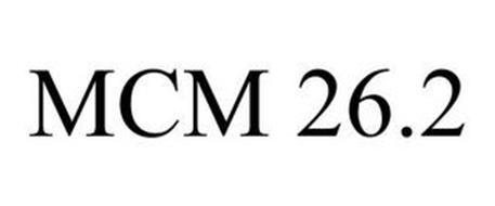 MCM 26.2