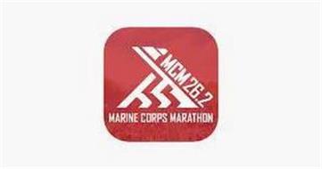 MCM 26.2 MARINE CORPS MARATHON