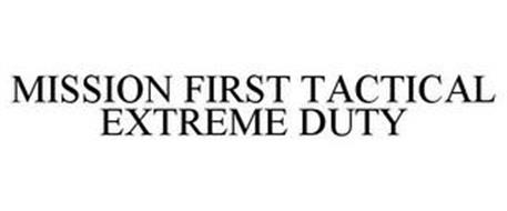 MISSION FIRST TACTICAL EXTREME DUTY