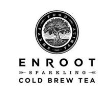 FOOD FARMS FAMILY ENROOT SPARKLING COLDBREW TEA