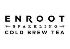 ENROOT SPARKLING COLD BREW TEA