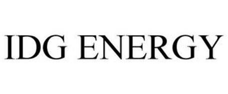 IDG ENERGY