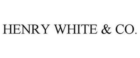 HENRY WHITE & CO.