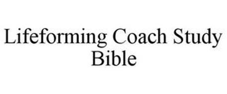 LIFEFORMING COACH STUDY BIBLE