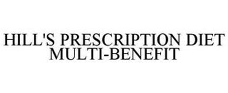 HILL'S PRESCRIPTION DIET MULTI-BENEFIT