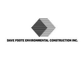 DAVE FOOTE ENVIRONMENTAL CONSTRUCTION INC.