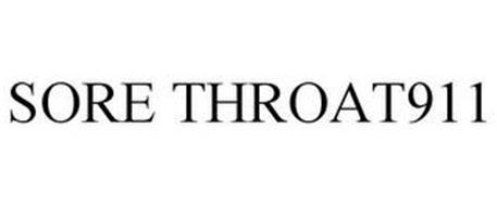 SORE THROAT911