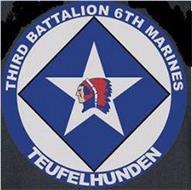 THIRD BATTALION 6TH MARINES TEUFELHUNDEN