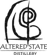 A S ALTERED STATE DISTILLERY