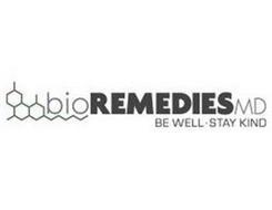 BIOREMEDIESMD BE WELL · STAY KIND