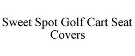SWEET SPOT GOLF CART SEAT COVERS