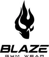 BLAZE GYM WEAR