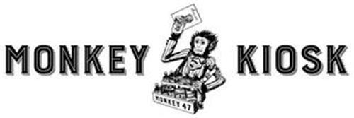 MONKEY MONKEY DRUM MONKEY 47 KIOSK