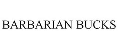 BARBARIAN BUCKS