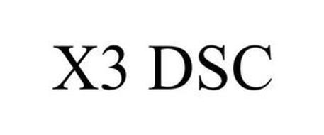 X3 DSC