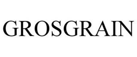 GROSGRAIN